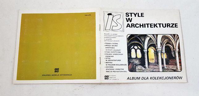 Style w Architekturze Album dla Kolekcjonerów IS #9