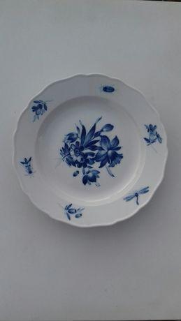 Porcelana Miśnia/Talerz