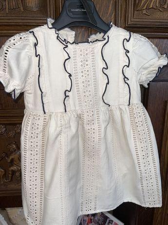 Продам плаття Zara 104