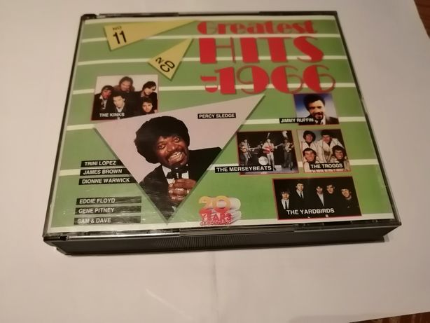 CD greatest hits 1966