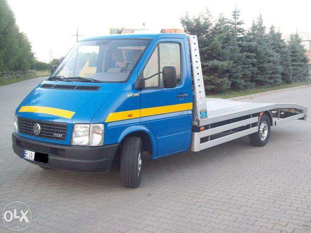 Pomoc Drogowa 24 H Laweta Autolaweta Usługi transportowe assistance