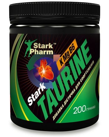 Stark Taurine & MgB6 200г Stark Pharm таурин, магний, витамин B6 Киев