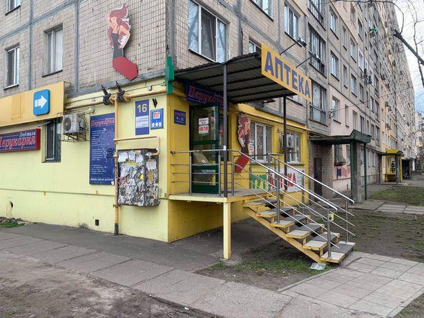 Аренда помещения 32 кв.м по ул.Бойчена 16, фасад, отдельный вход