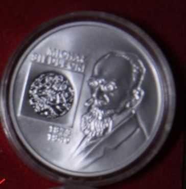 moneta 10 zł Michał Siedlecki