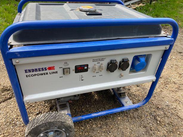 Електрогенератор бензиновий професійний