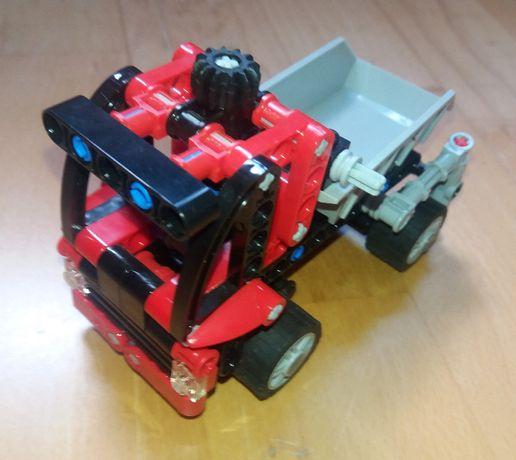 Klocki Lego Technic 8065 Mini Container truck