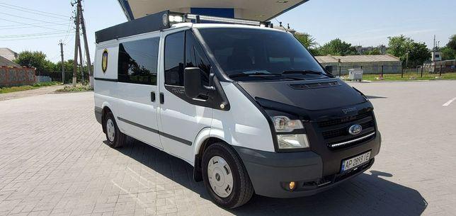 Ford Transit 8 мест (Спец заказ для Инкасации, охраны, группы захвата)