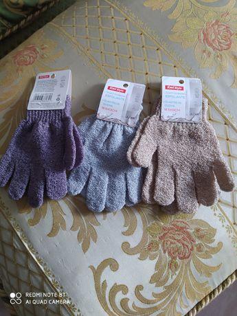 Мочалка - перчатка банная