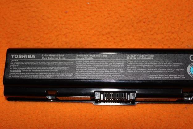 TOSHIBA A500 - varias peças, impecavel