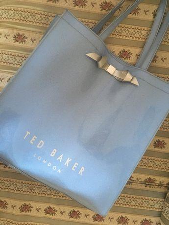 Ted Baker Tote Azul Bebé