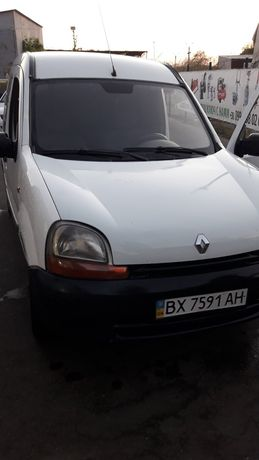 Renault Kangoo 2000 1.2