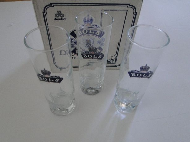 Bols szklanki do drinków - 6 sztuk nowe w kartonie
