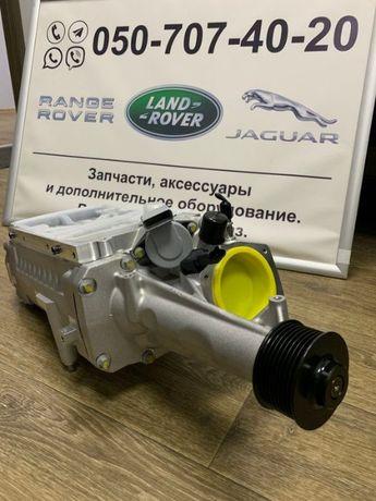 Нагнетатель, компрессор, суперчардж Range Rover, Ренж Ровер Спорт 5,0