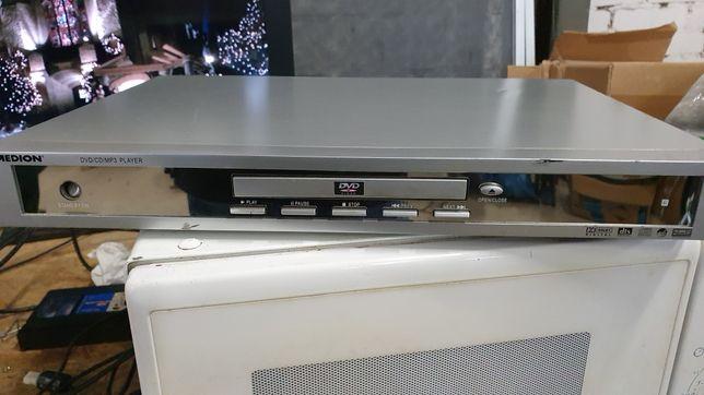 Odtwarzacz DVD medion