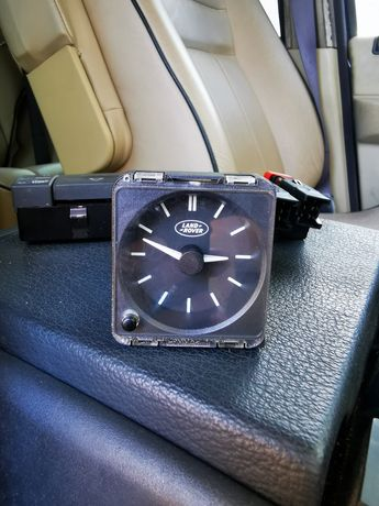 Relógio Range Rover P38 & botões da consola