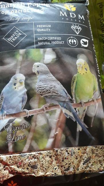 Karma dla papug 10kg