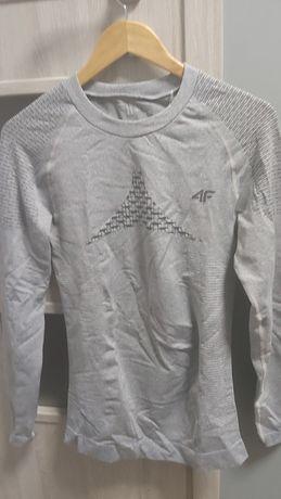 Bezszwowa męska koszulka termoaktywna L/XL