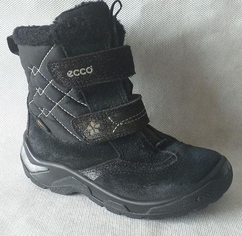 Buty Ecco Snowride Gore-Tex roz. 29 Shock Point rzepy