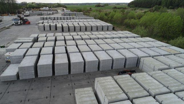 Płyta drogowa płyty drogowe betonowe 200x150x15 cm Małro droga
