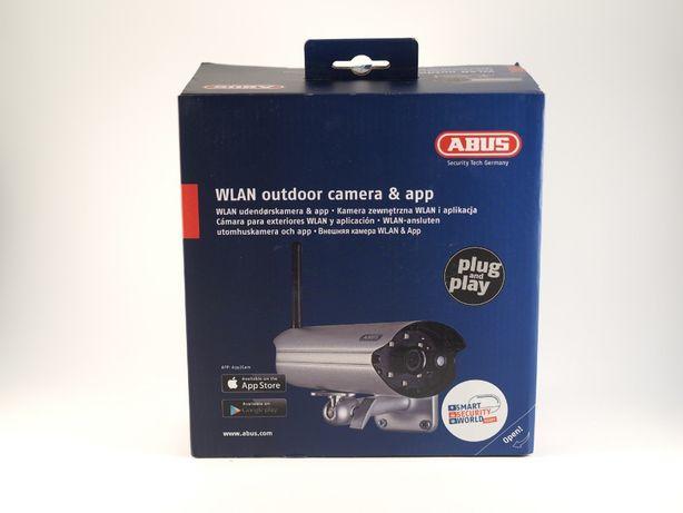 Monitoring domu lub firmy - ABUS Kamera WLAN HD 720 Nowa