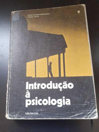 LIVRO Introdução à Psicologia (1979)