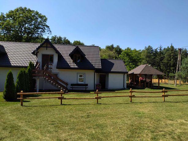 DOMEK W KAMPINOSIE - wakacyjny domek do wynajęcia