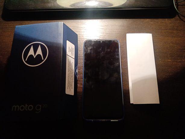 Motorola G20 nowa