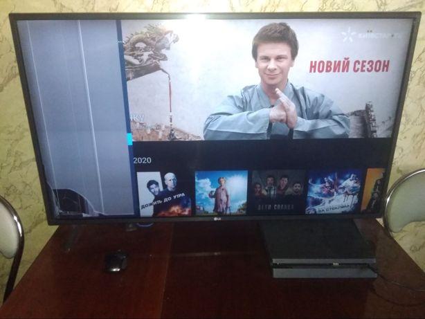 ПРОДАМ !!ТелевизорLG43UK6200PLA