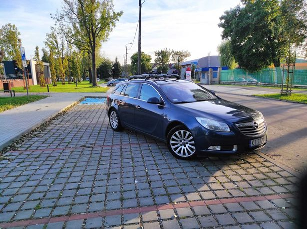 Opel Insignia 2.0CDTI Sport Tour