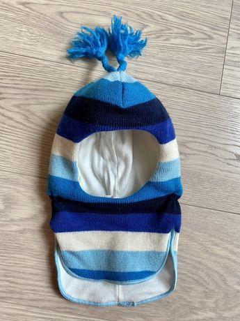Зимняя шапка шлем Lenne Ленне 50 размер.
