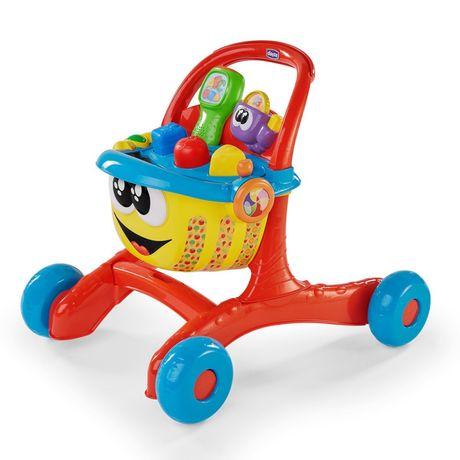 Ходунки толокар игровой центр Chicco Happy Shopping