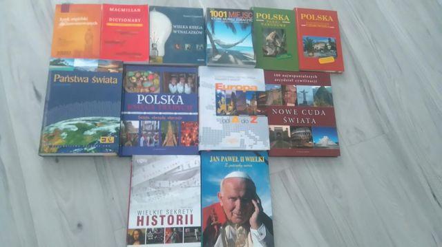 Książki jak nowe, w idealnym stanie