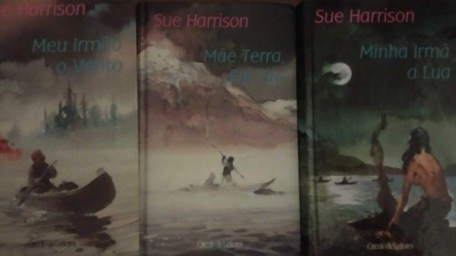Livros de Sue Harrison
