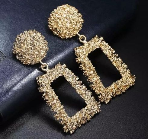 Eleganckie kolczyki w stylu Vintage