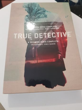 True Detective 1 e 2 DVD