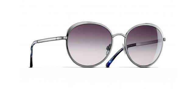 Chanel Oryginalne Okulary Przeciwsłoneczne