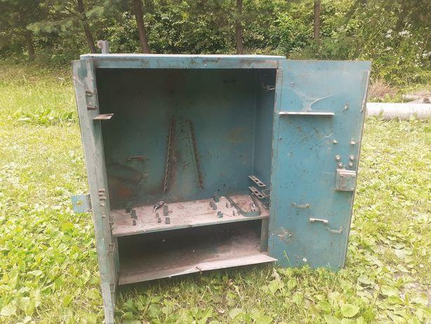 Sprzedam metalową szafę narzędziową