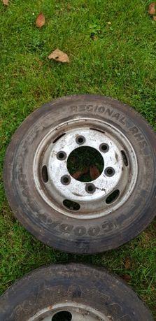 Goodyear Regional RHD SHD 17,5x6 + felga