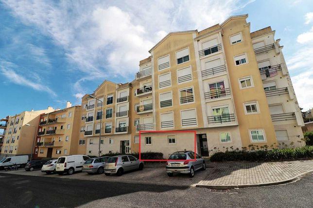 Apartamento T2 no centro da fraguesia de Mafra