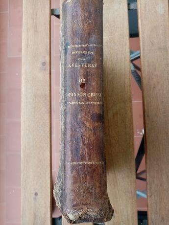 Livro muito antigo