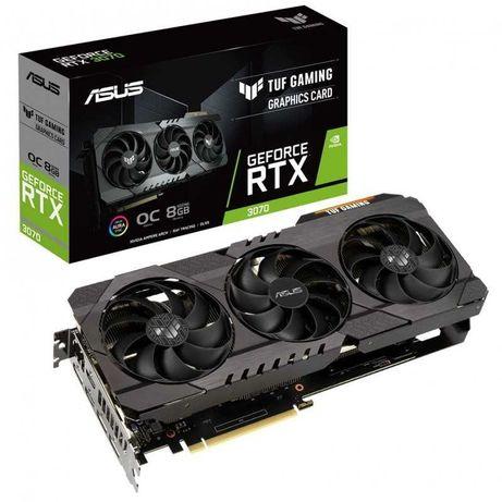Placa Gráfica Asus TUF Gaming GeForce RTX 3070 OC 8GB GDDR6