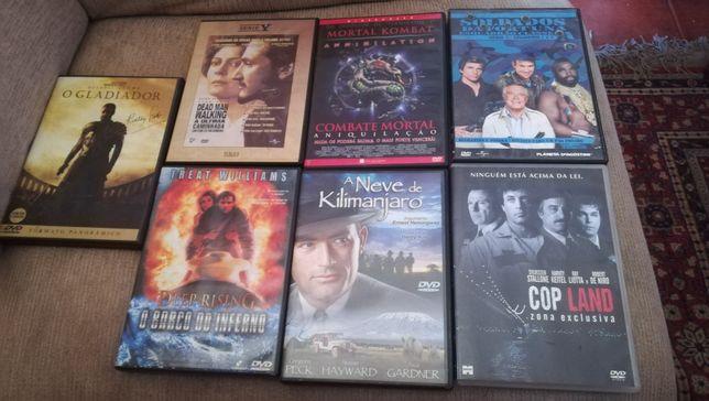 Filmes praticamente novos