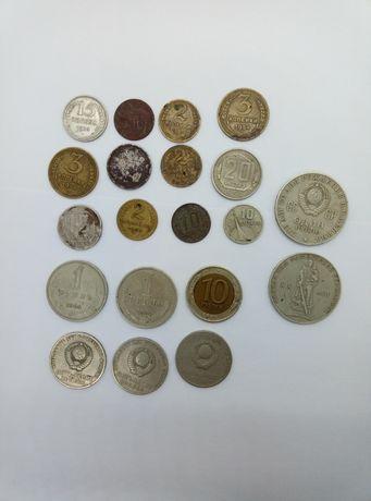 Монеты СССР 1925-1991 год
