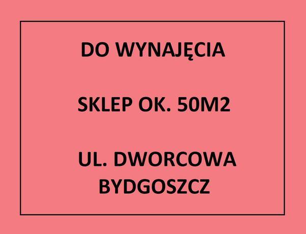 Do wynajęcia lokal w Bydgoszczy - dobra lokalizacja