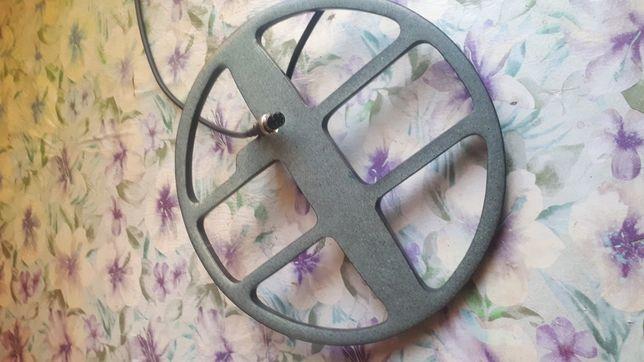 Катушка датчик металлодетектора