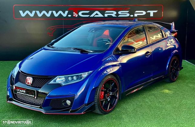 Honda Civic 2.0 i-VTEC Type-R