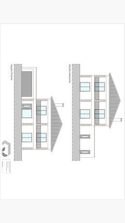 Terreno para construção com projeto