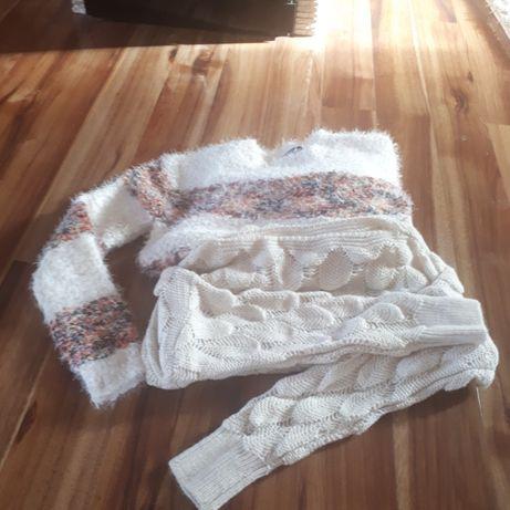 Swetry i bluza WYPRZEDAŻ! Komplet 3 szt 60 zł