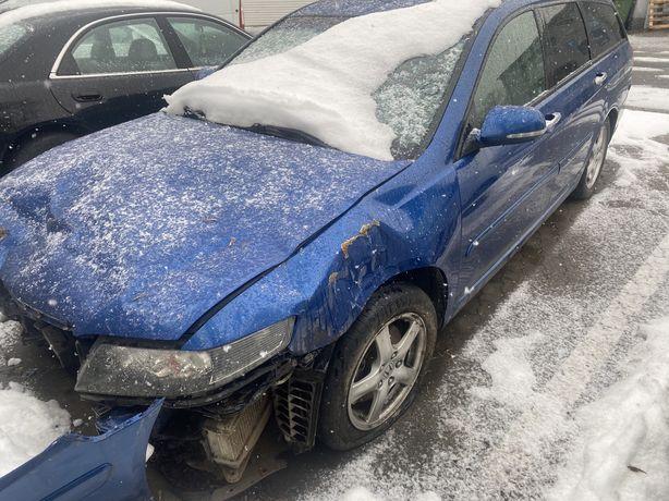 Honda Accord VII cala na czesci 2,2 cdti