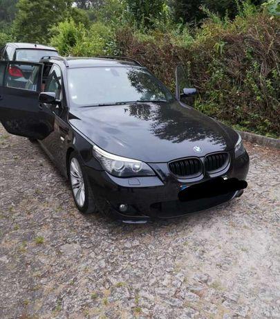 BMW e61 pack M interior e exterior